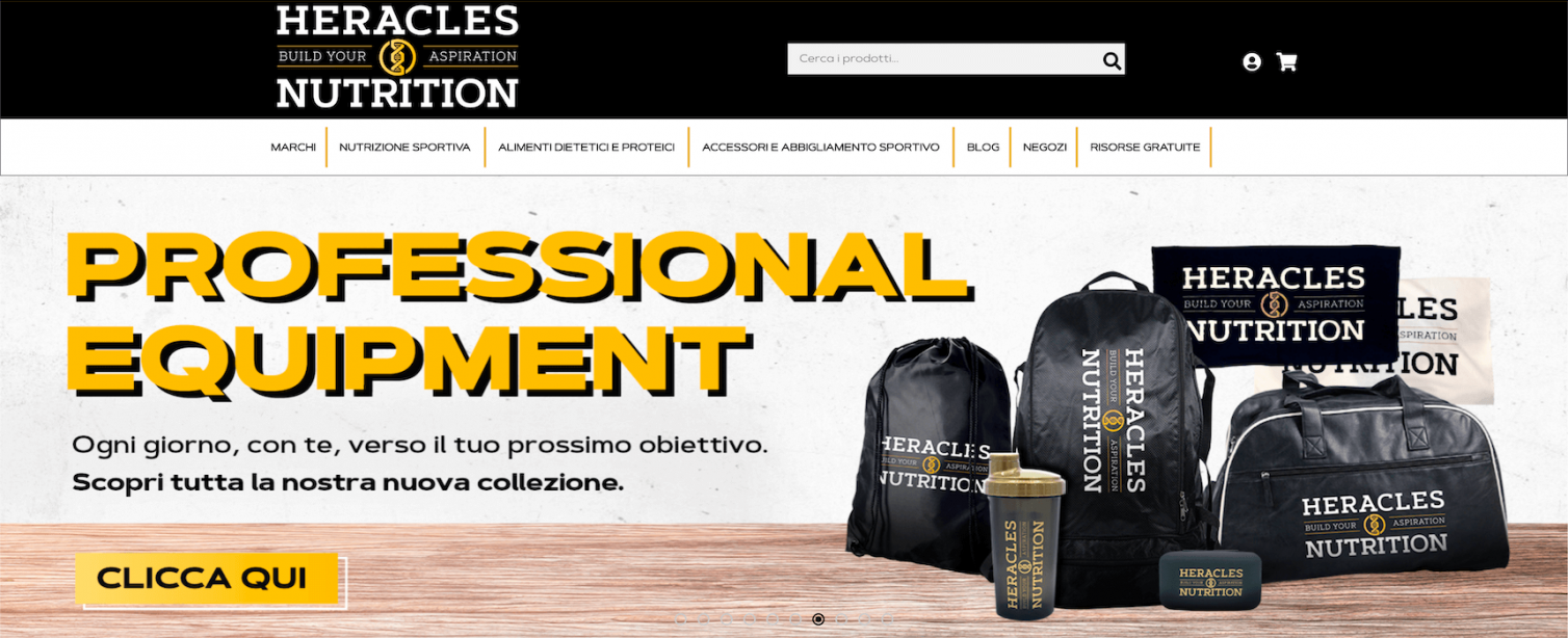 Heracles Nutrition